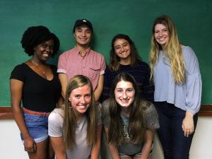 Group photo of 2021 cohort